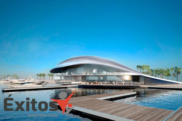 eurofinsa encargada de la construccion del club nautico