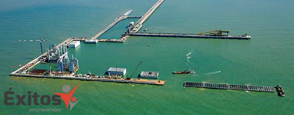 puerto mas grande de america construido por eurofinsa