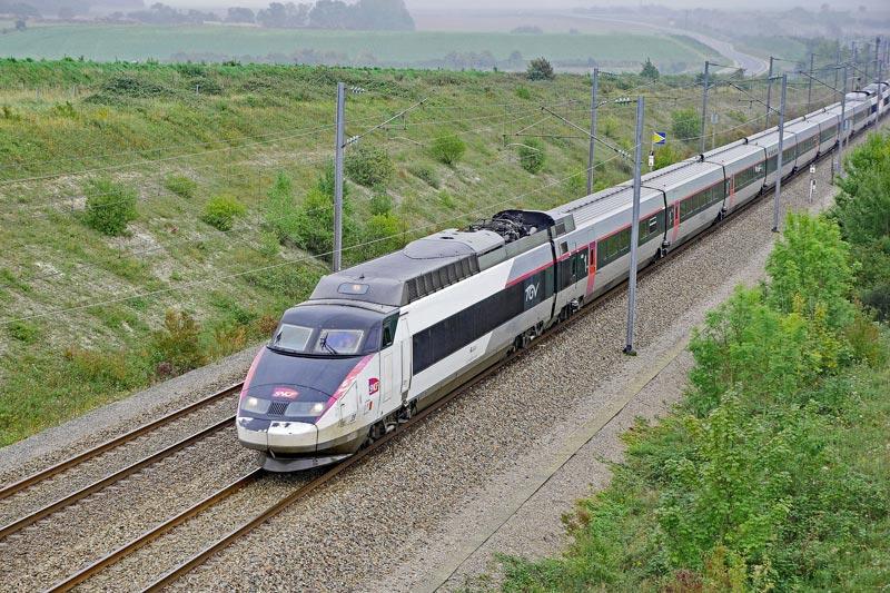 Fusión empresas trenes