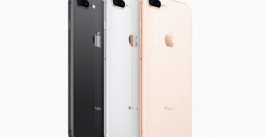 Nuevos iPhone 8