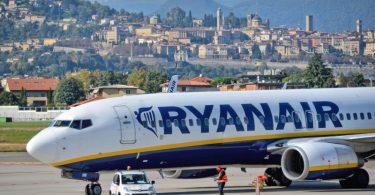 Ryanair Boeing