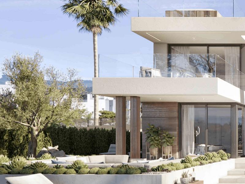 Silk, 13 villas exclusivas de Otero Group